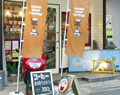 カフェ cafe OrangeBlue