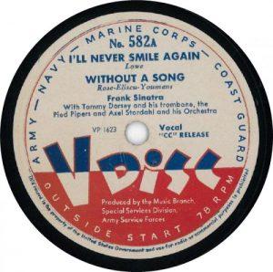 Frank Sinatra Label