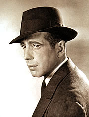 ①Humphrey Bogart